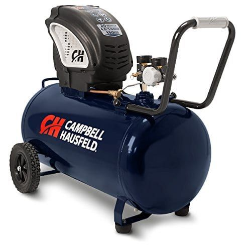 Campbell Hausfeld 20 Gallon Air Compressor Review & Buyers Guide