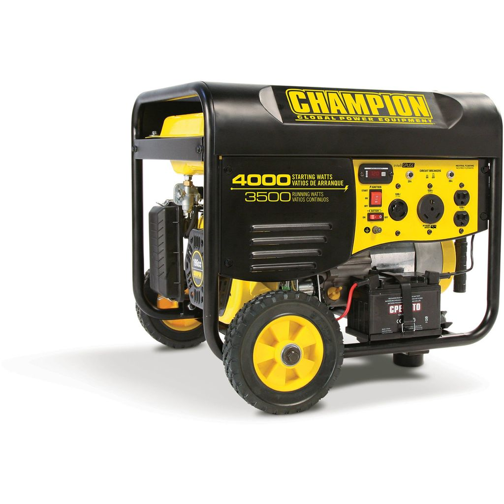 Champion Power Equipment 46539 3500 kaasaskantava generaatori ülevaade