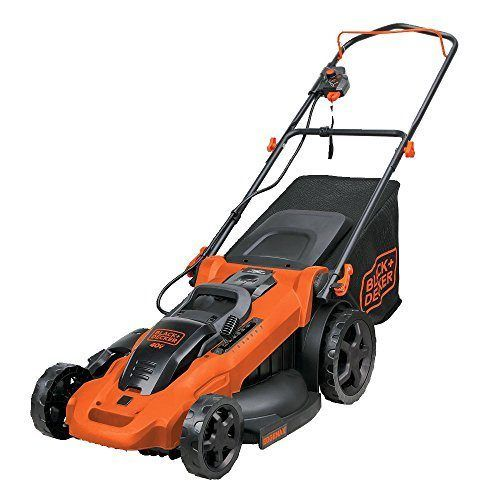Ulasan BLACK + DECKER CM2043C 40V Max Lithium Mower