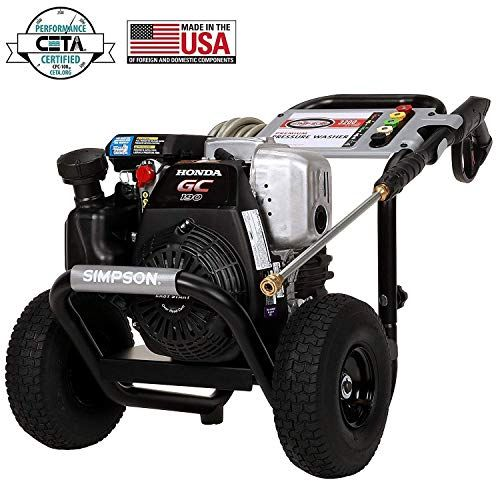 Simpson Pressure Washer Guide & Buyers Guide