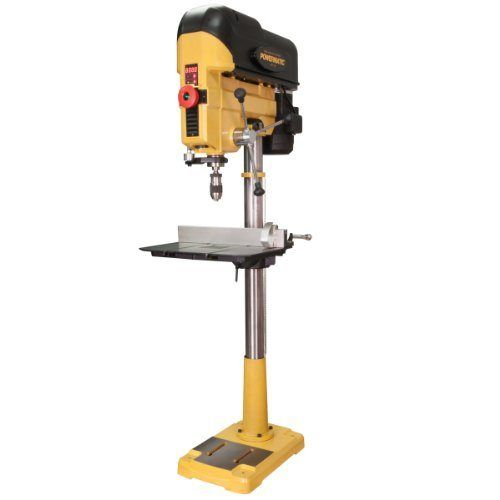 Powermatic PM2800B Drill Press Review